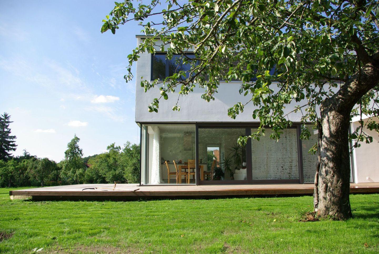 wohnen auf dem land efh pflaumdorf. Black Bedroom Furniture Sets. Home Design Ideas
