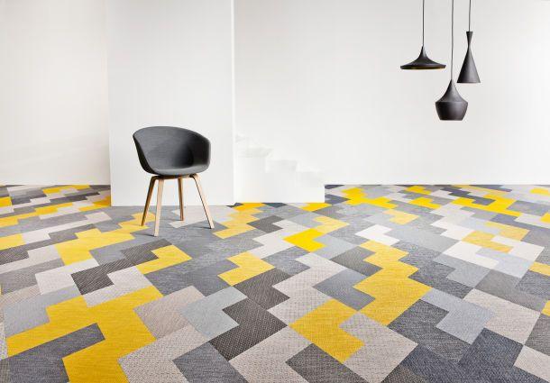 teppich tricks mit farben mustern und formen. Black Bedroom Furniture Sets. Home Design Ideas