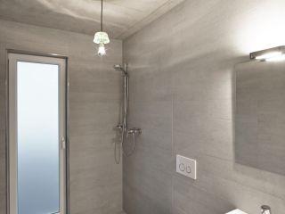 Badezimmer in Stein-Optik - bauemotion.de