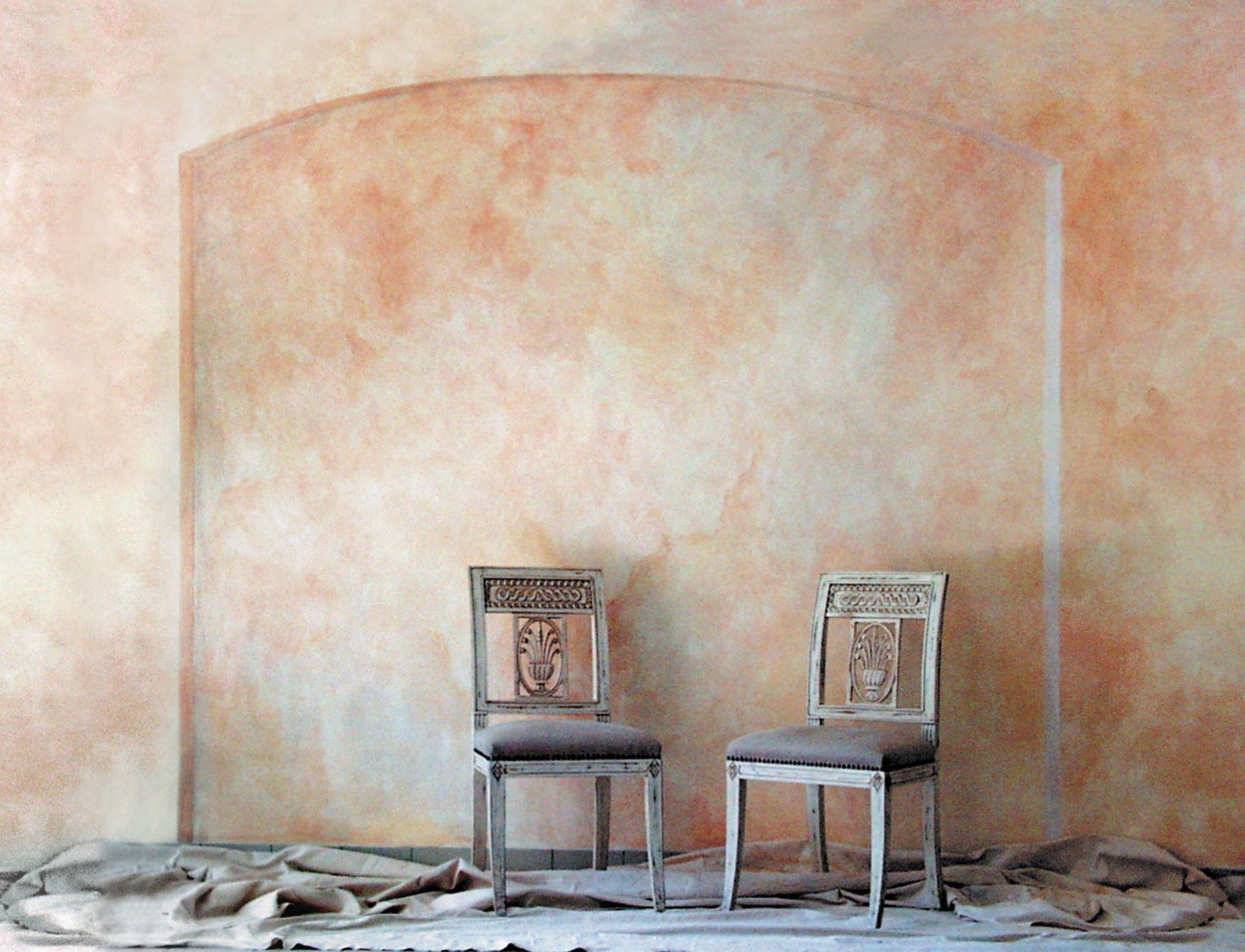 Berühmt Schritt für Schritt: Wand lasieren mit Pigmenten - bauemotion.de WY73