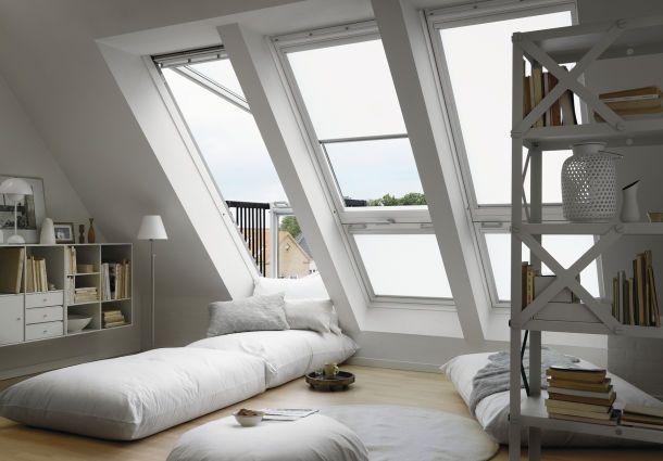 Wohnen einrichten eine kunst f r sich - Dachboden einrichten ...