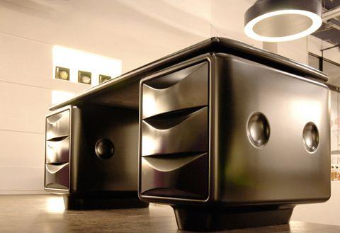 Schreibtisch extravagant  Büro: Ein Schreibtisch für alle Fälle - Ideen finden - bauemotion.de