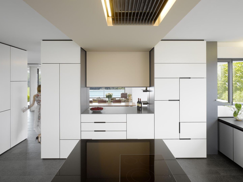 die moderne form der k chen durchreiche. Black Bedroom Furniture Sets. Home Design Ideas
