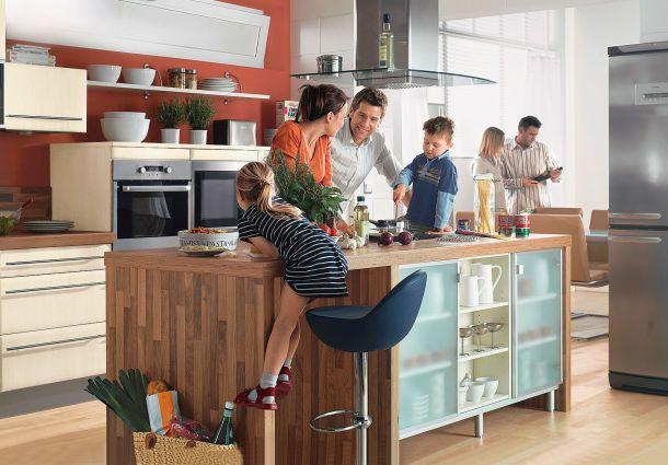 Essplätze In Der Küche - Bauemotion.De