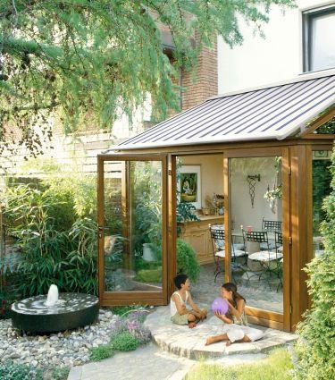 wintergarten so stimmt das klima. Black Bedroom Furniture Sets. Home Design Ideas