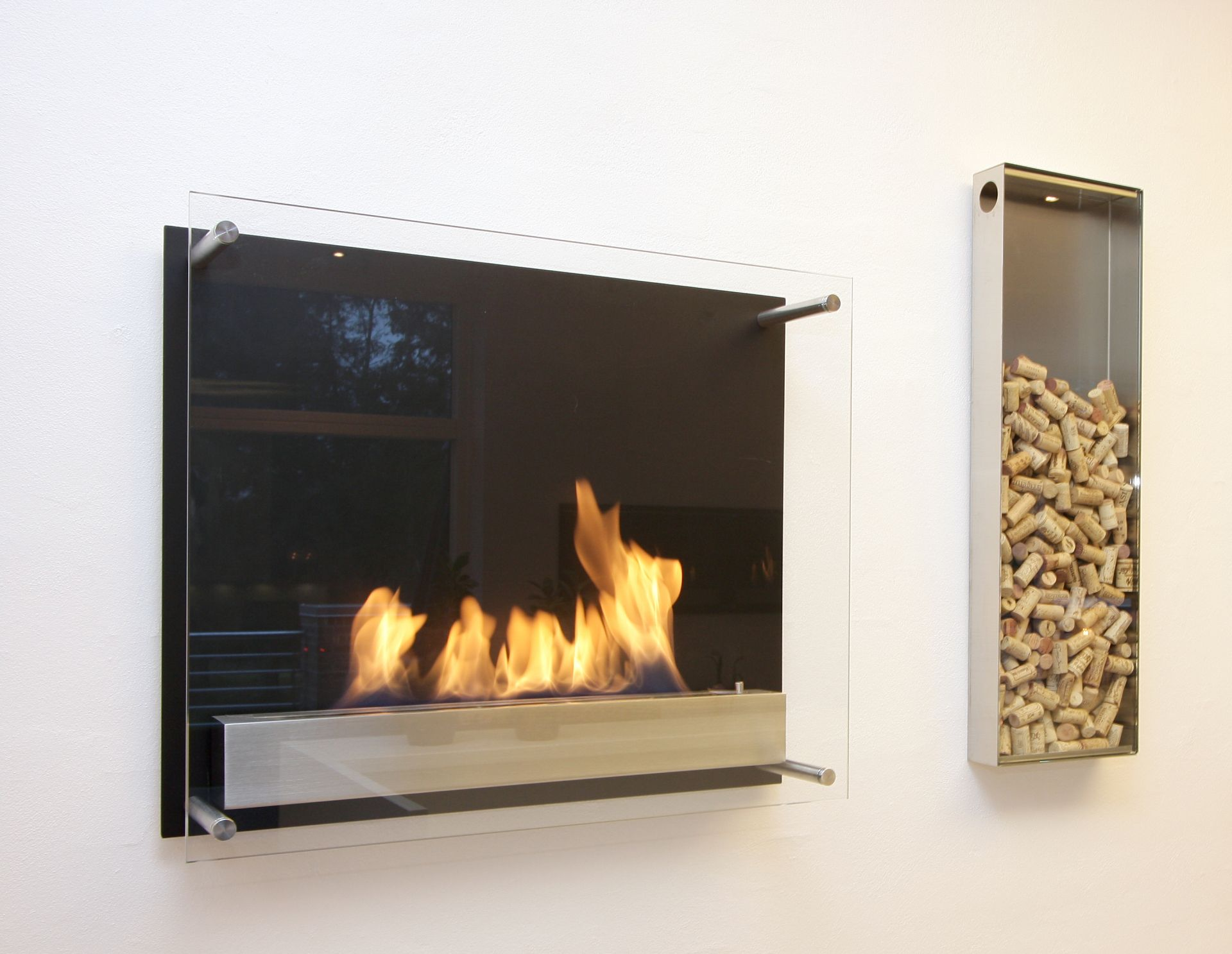 bioethanol kamin altantic. Black Bedroom Furniture Sets. Home Design Ideas