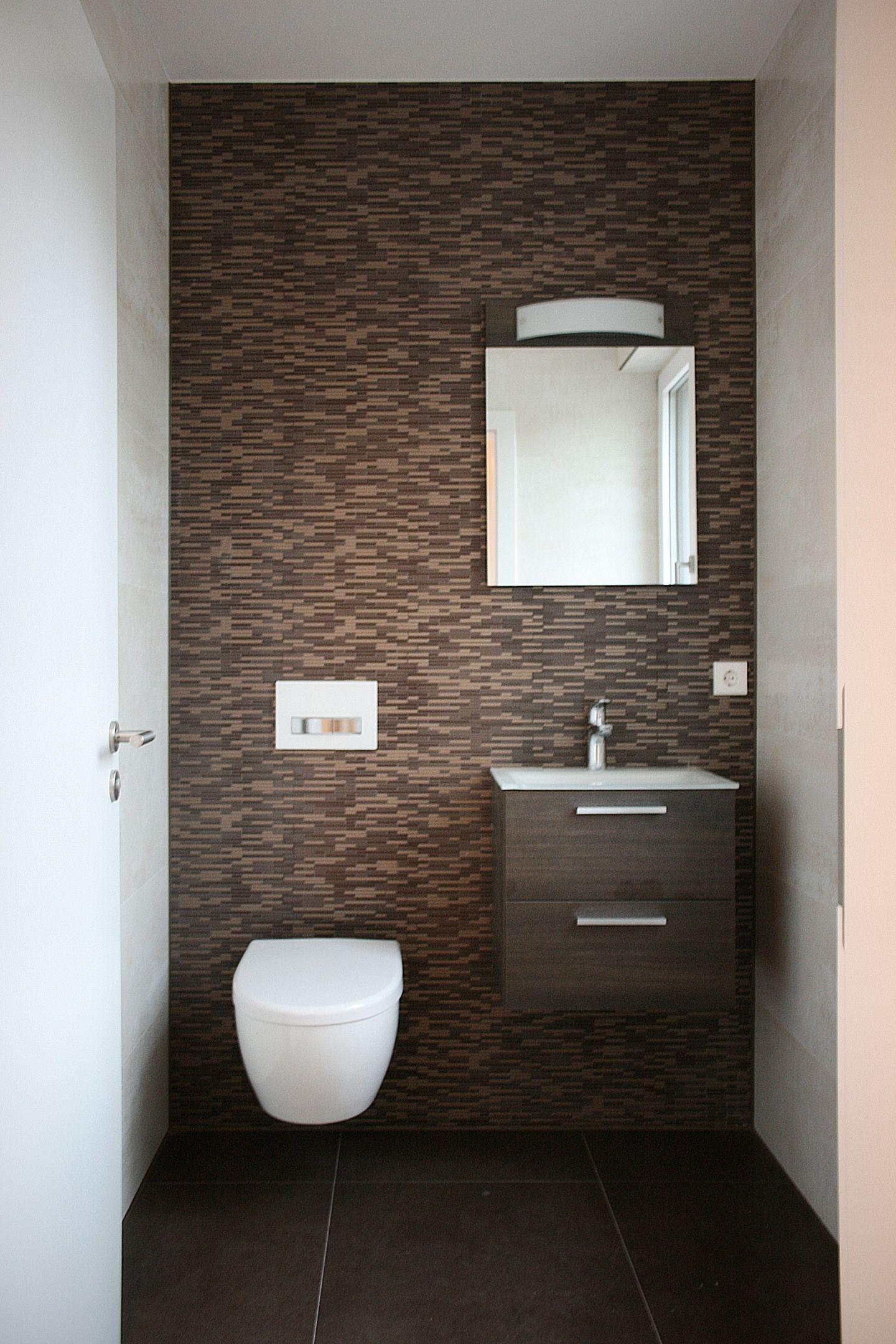 kleines wc gro e wirkung. Black Bedroom Furniture Sets. Home Design Ideas