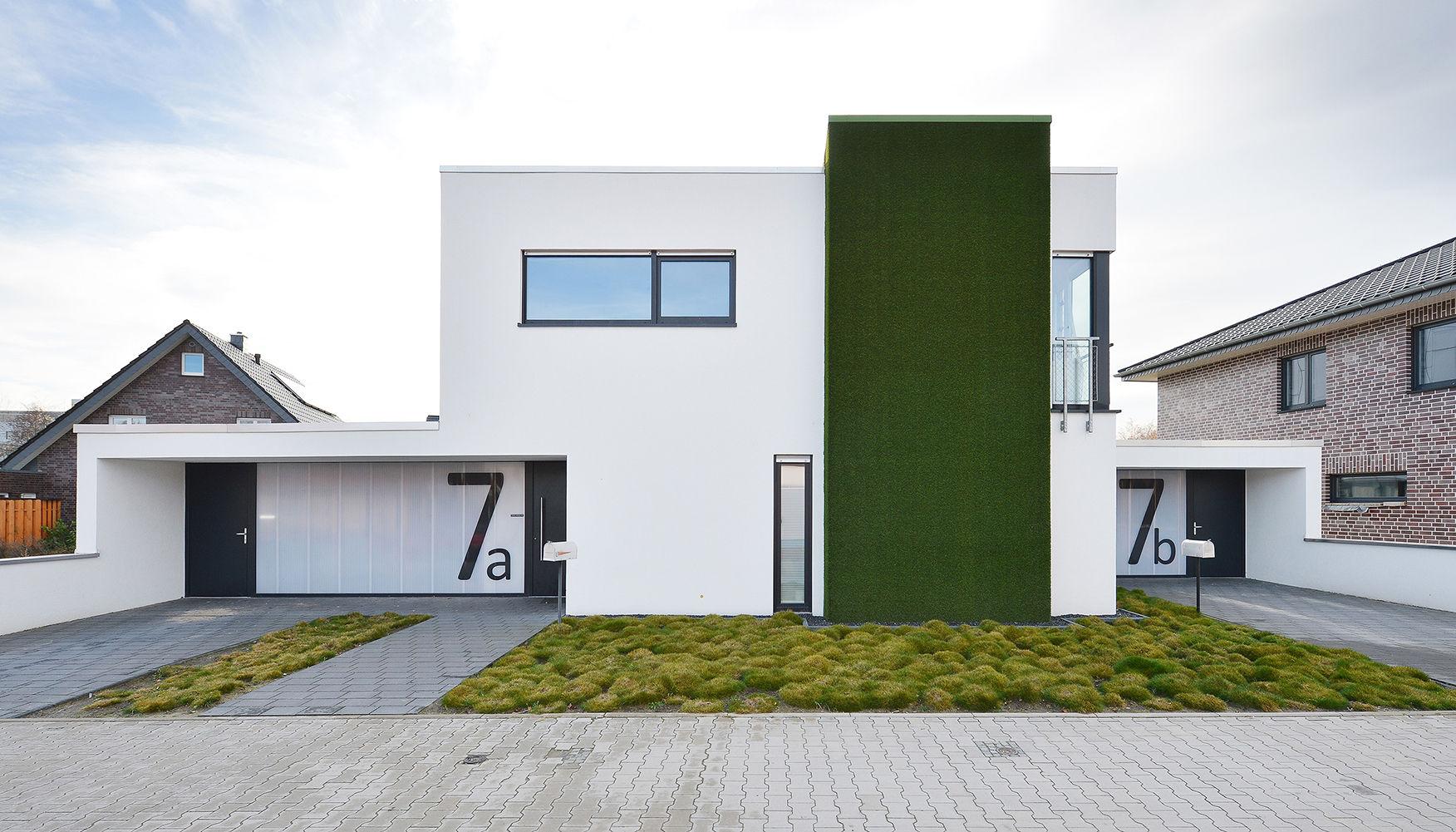 Fabelhaft Hauseingang überdacht Das Beste Von Mit Modernem