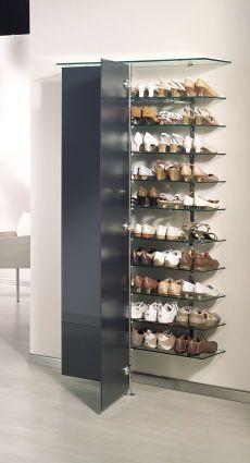 Schuhschr nke h ter der ordnung for Garderobensysteme hersteller