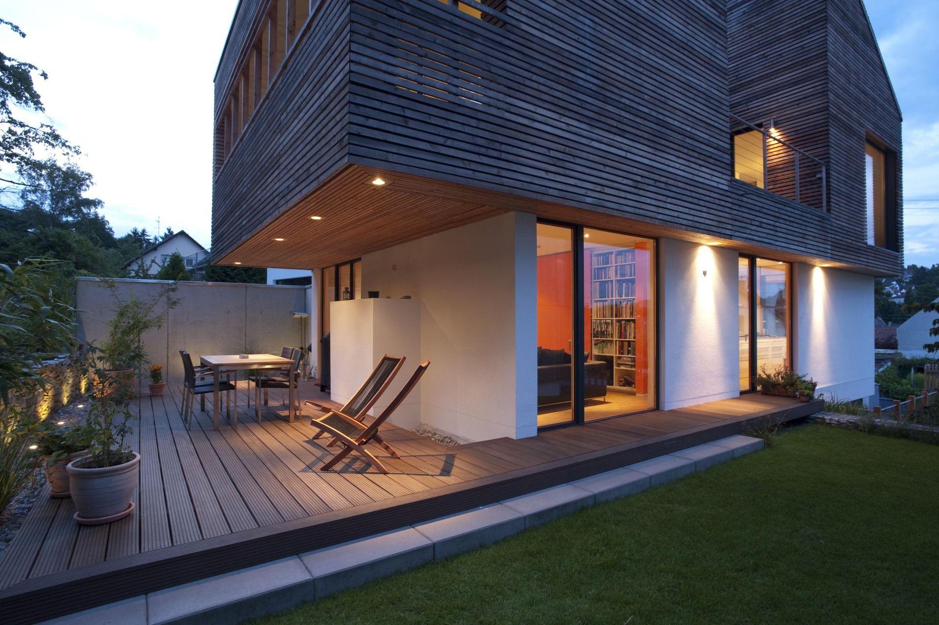raffinierte terrassen-beleuchtung - bauemotion.de