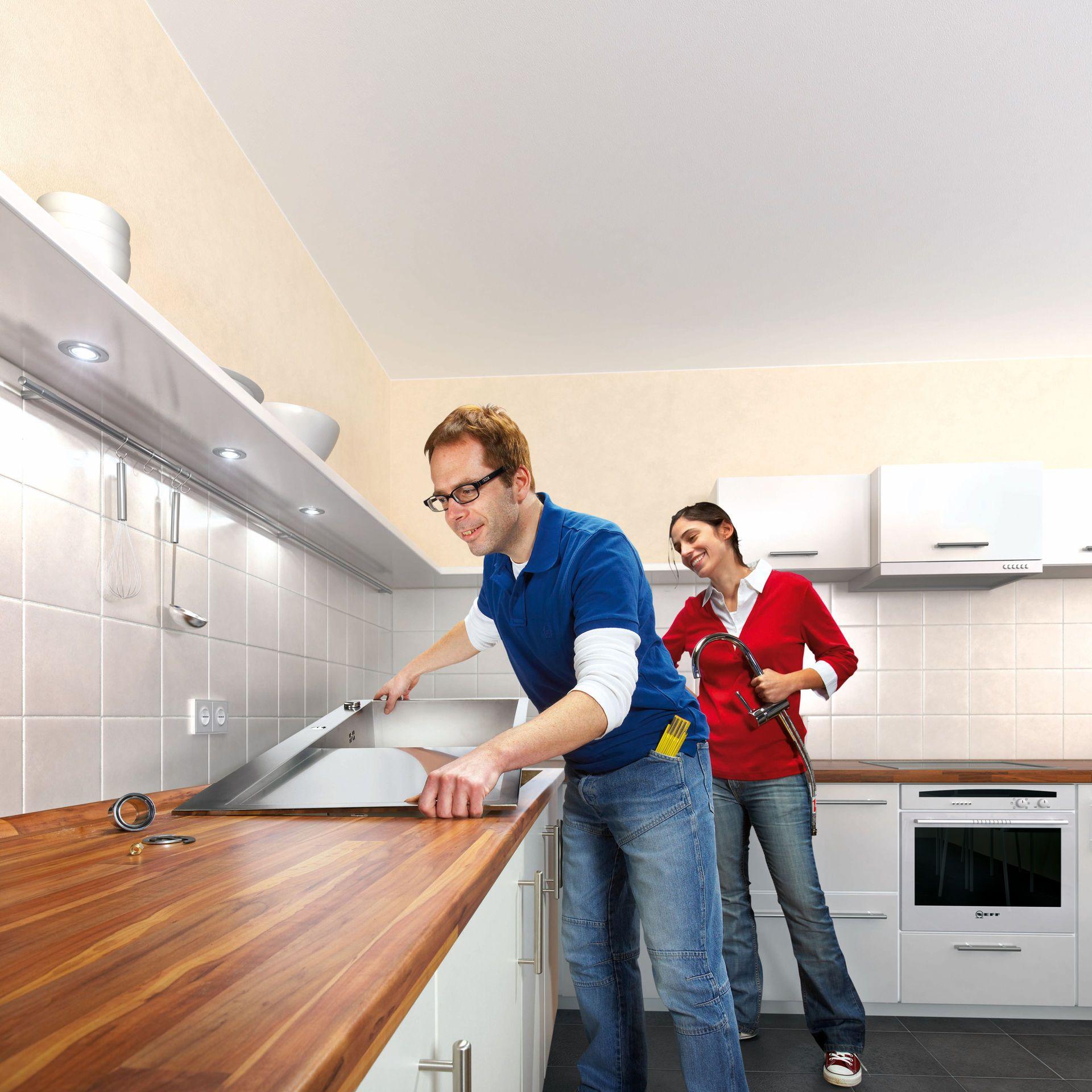 Kuche Und Bad Reparatur Ist Einfacher Als Gedacht Bauemotion De