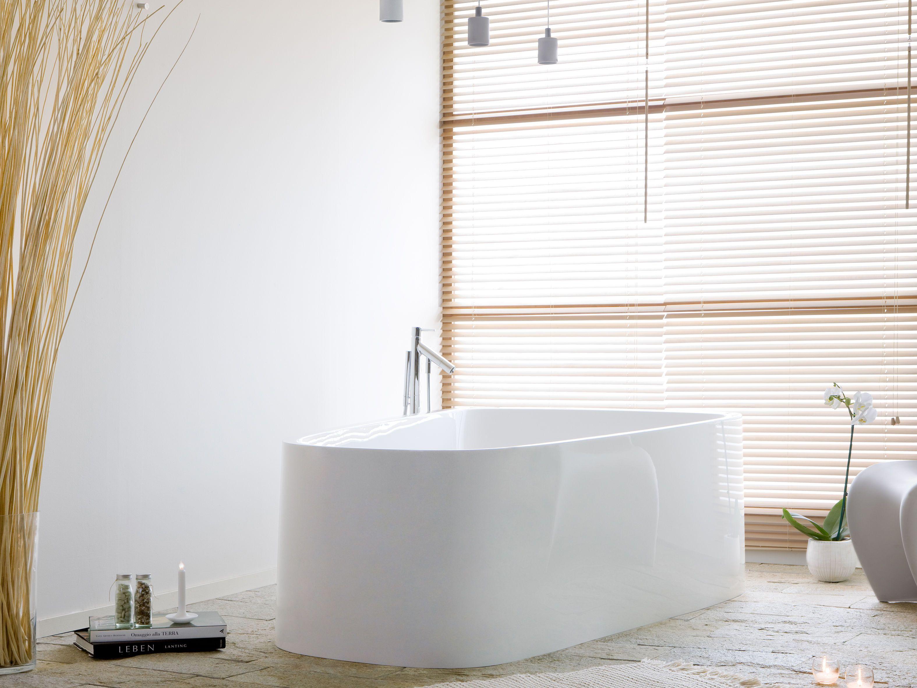 Badezimmer: Die richtige Wanne für kleine Räume - bauemotion.de