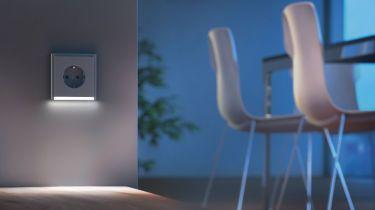 feines design intelligente technik die neue welt der schalter u. Black Bedroom Furniture Sets. Home Design Ideas
