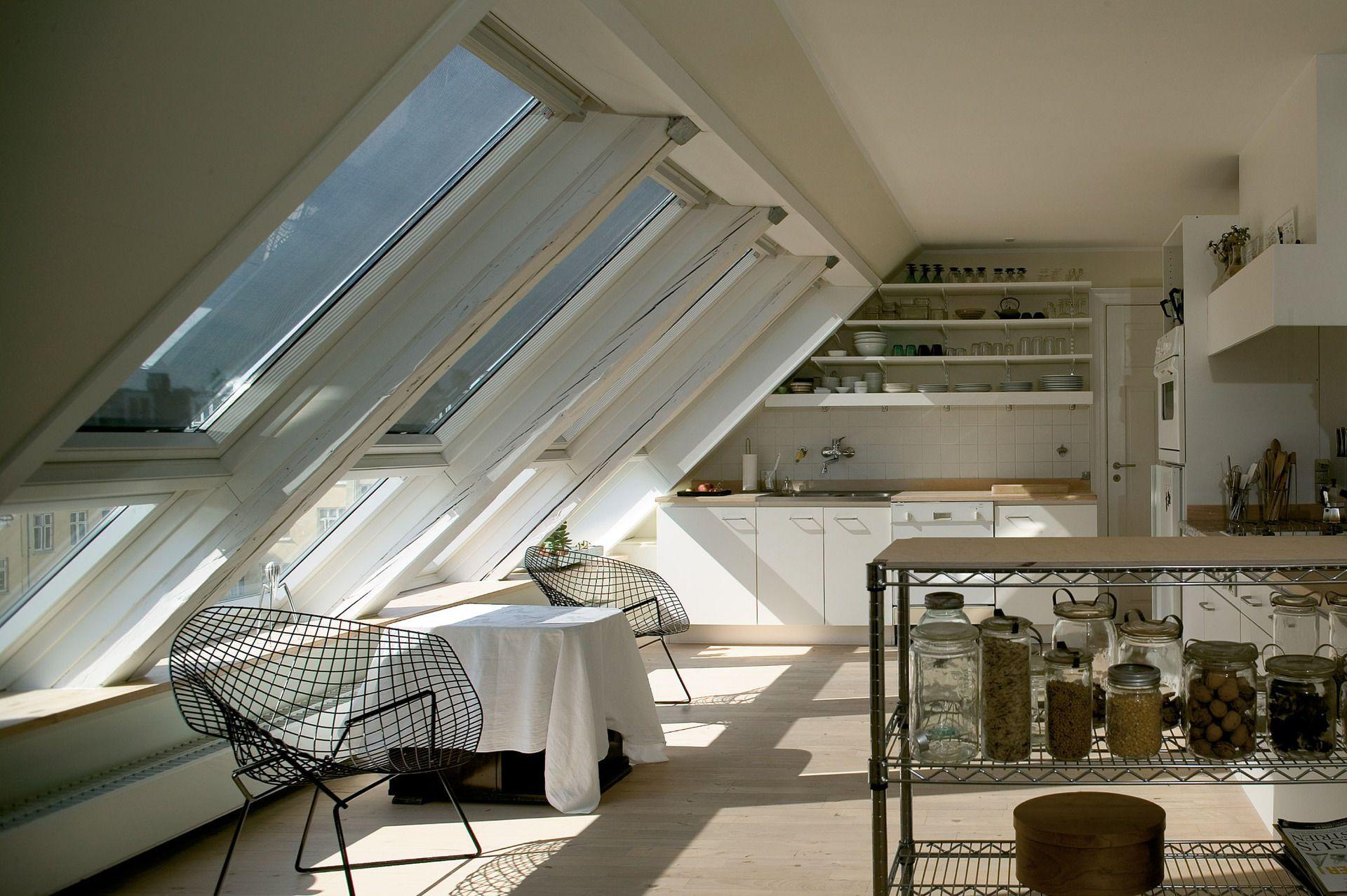 Super Gegen die Hitze: Sonnenschutz in Dachwohnungen - bauemotion.de OA65