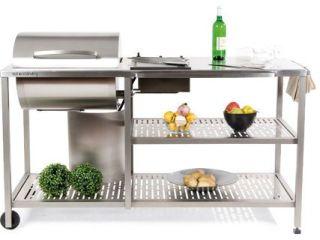 Designer Outdoor Küche