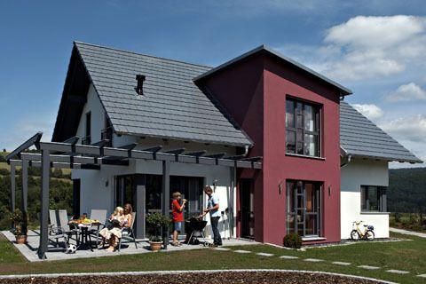 musterhaus korfu von rensch haus. Black Bedroom Furniture Sets. Home Design Ideas