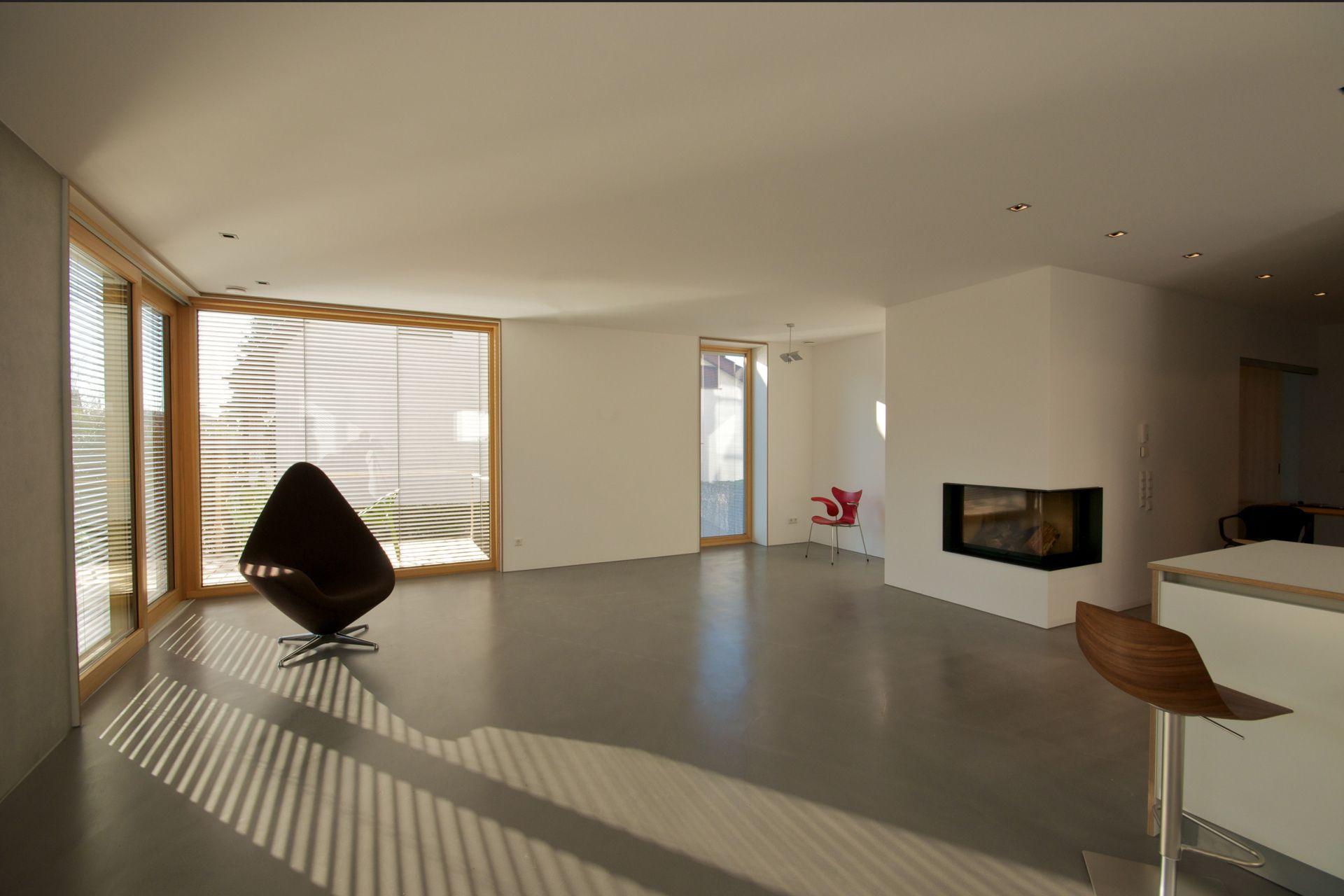 gro z gige wohnfl che im amerikanischen stil. Black Bedroom Furniture Sets. Home Design Ideas