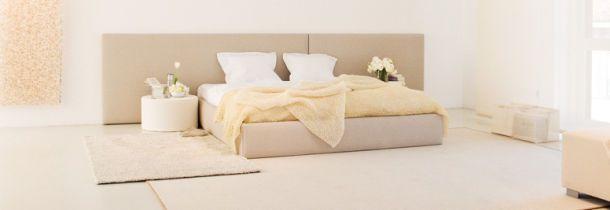 schlafzimmer: erst perfekt mit dem richtigen bett - bauemotion.de, Schlafzimmer entwurf