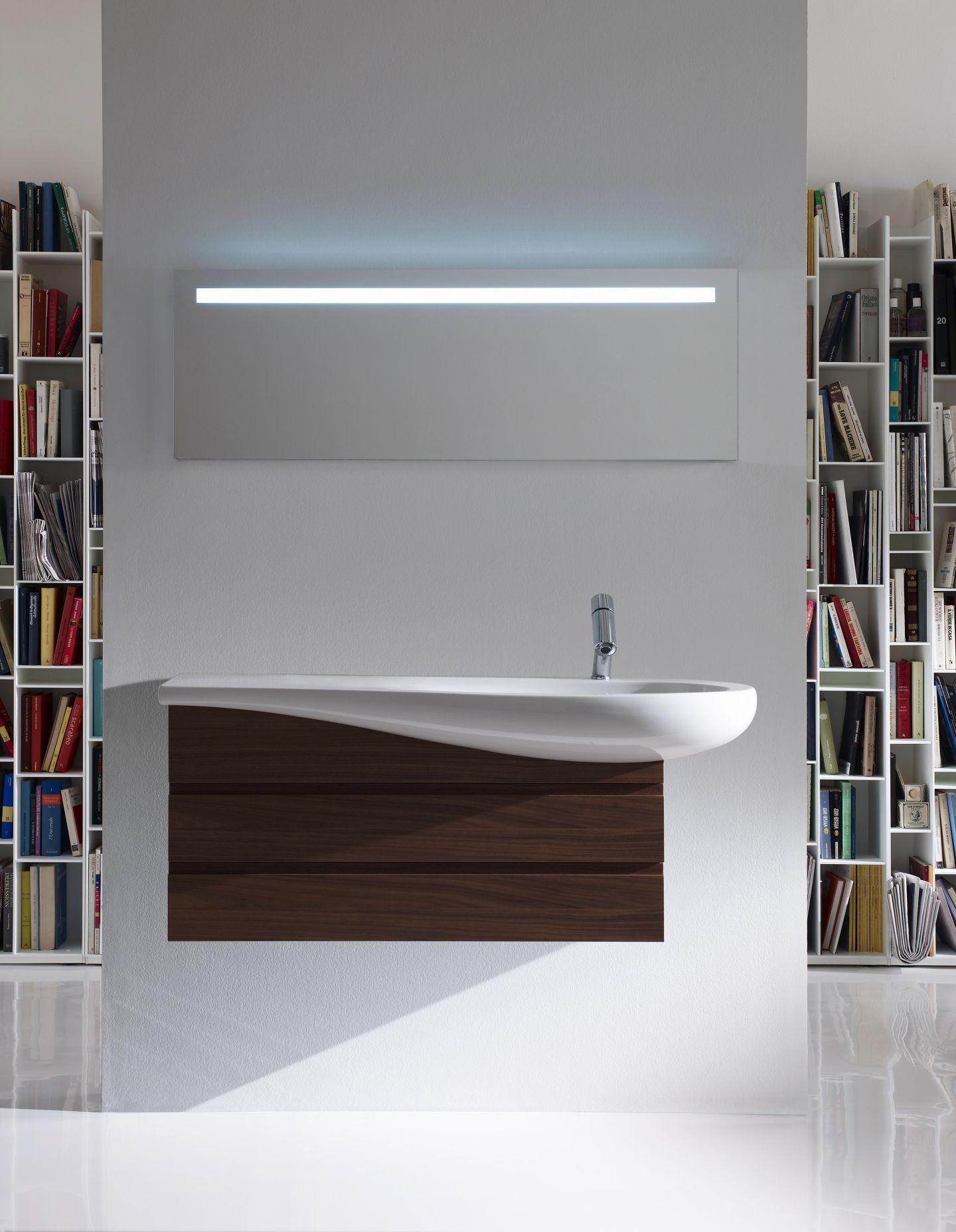 il bagno alessi one von laufen. Black Bedroom Furniture Sets. Home Design Ideas