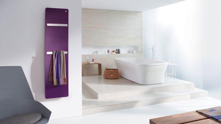 Badezimmer heizkörper  Heizkörper im Badezimmer für angenehme Wärme - bauemotion.de