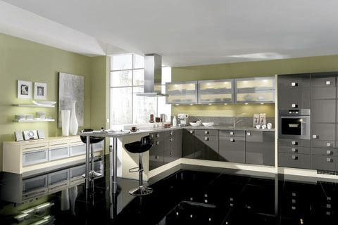 lifestyle k che impuls 2800. Black Bedroom Furniture Sets. Home Design Ideas