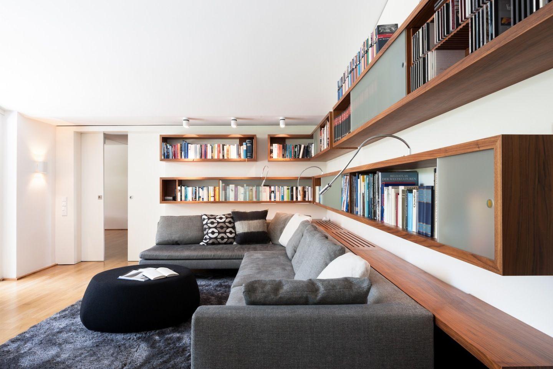 exklusiver wohnraum unterm dach. Black Bedroom Furniture Sets. Home Design Ideas