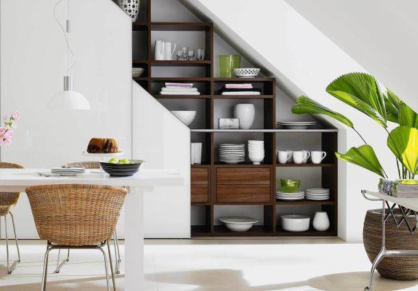 Dach  Und Altbauwohnungen: Kleine Räume   Große Wirkung
