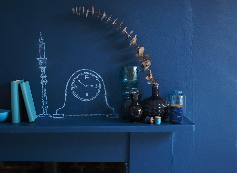 klassische farben modern interpretiert. Black Bedroom Furniture Sets. Home Design Ideas