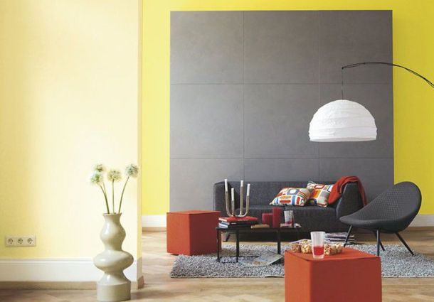 raumgestaltung die wirkung von farben optimal nutzen. Black Bedroom Furniture Sets. Home Design Ideas