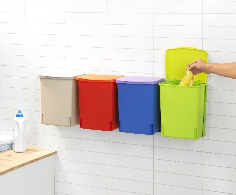 Sortiert und entsorgt: Mülltrennen in der Küche - bauemotion.de