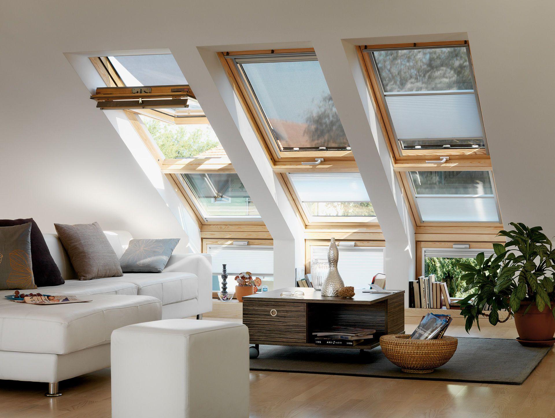 Dachgeschoss Ausbauen Wohnraum Schaffen Unterm Dach