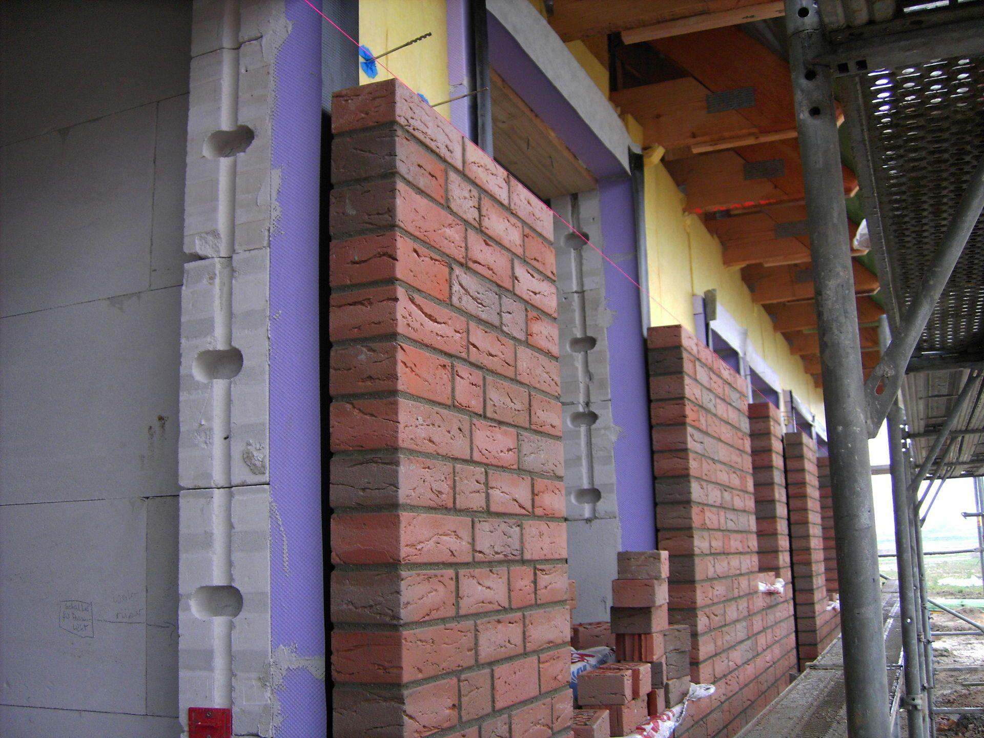 Bekannt Verblender und Klinker - schützende Hülle für das Haus - bauemotion.de EL74