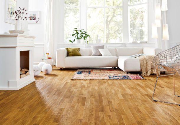 Hervorragend Fußboden in Holzoptik: Parkett oder Laminat? - bauemotion.de KJ97