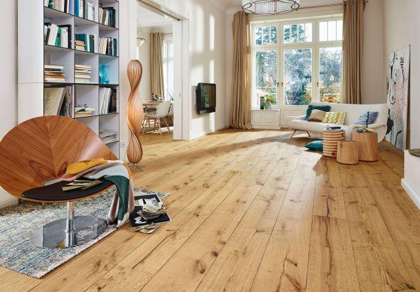 Holzdielen - Boden Mit Charakter - Bauemotion.De