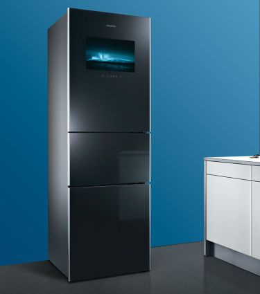 Berühmt Kühlschrank Modern Ideen - Die besten Einrichtungsideen ...