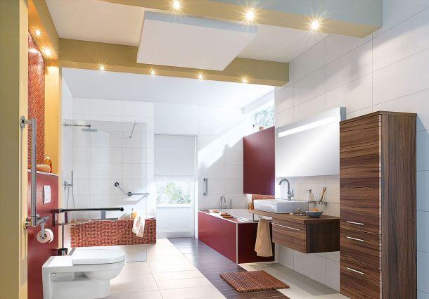 Badezimmer Licht Design - Lichtplanung badezimmer