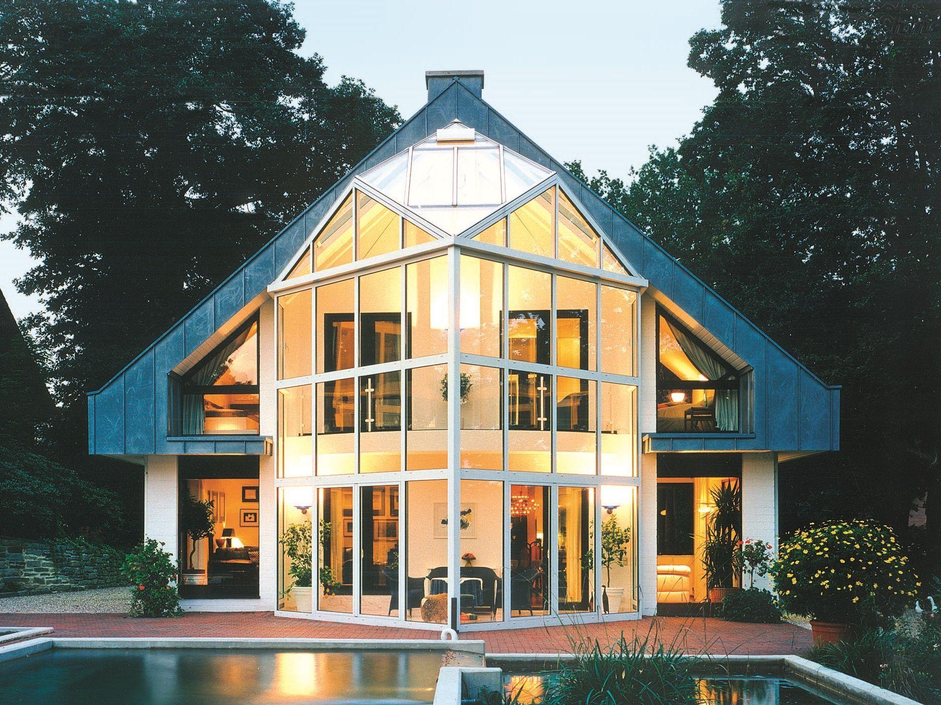 wintergarten vielfalt in nutzung und stil. Black Bedroom Furniture Sets. Home Design Ideas