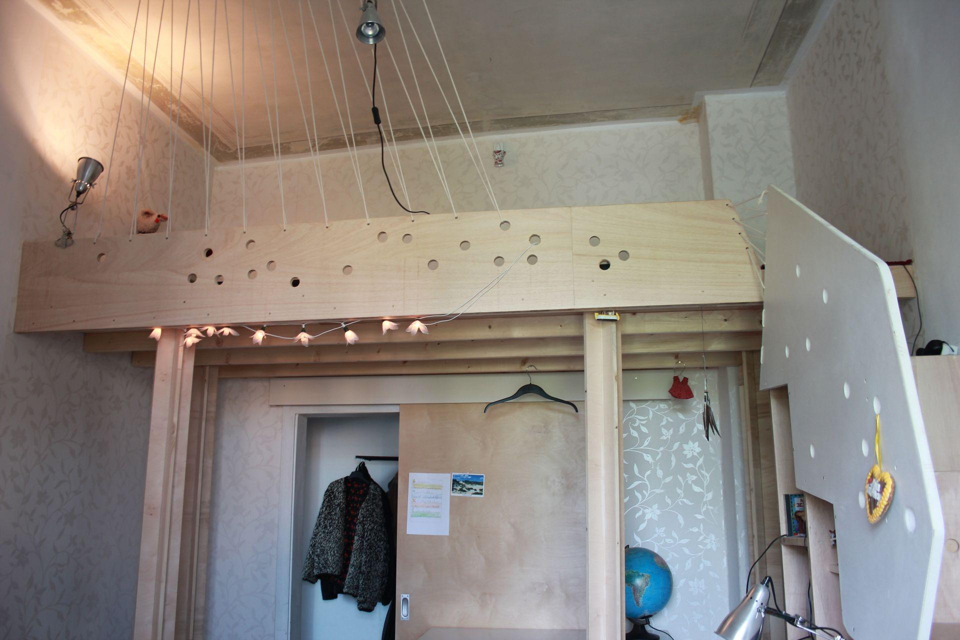 Kinderzimmer mit empore und wandschrank - Wandschrank kinderzimmer ...
