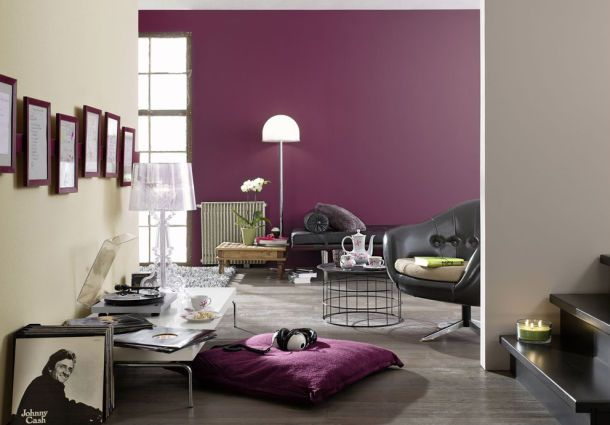 Wandfarben für jeden Geschmack - bauemotion.de