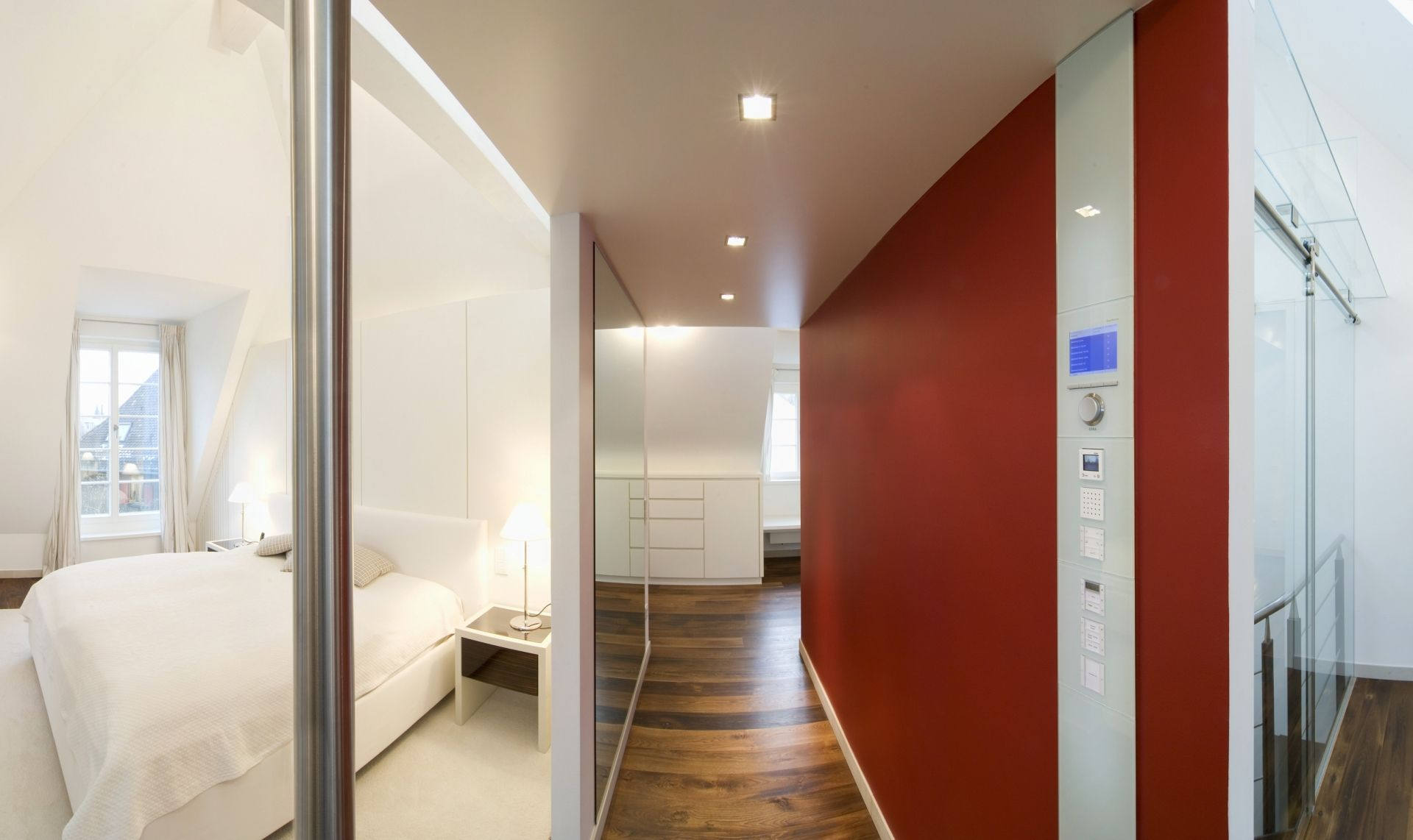 moderne elektroinstallation auf knx eib standard von gira. Black Bedroom Furniture Sets. Home Design Ideas